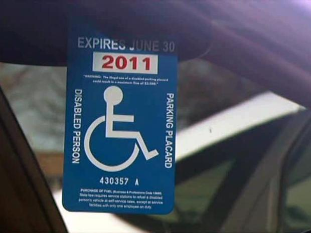 [DFW] Volunteers Help Enforce Handicapped Parking in Plano