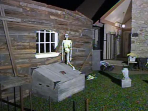 [DFW] Neighbors Say City Should Give Haunted House a Chance