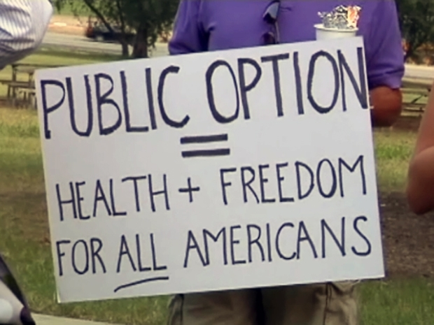 [DFW] Discussing Health Care Reform By Candelight