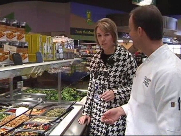[DFW] Gourmet Grocery Stores Go Healthy