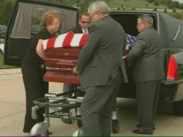 [DFW] Homeless Veteran Receives Military Funeral