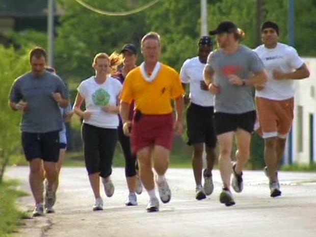 [DFW] Running Club Helps Homeless Back on Their Feet