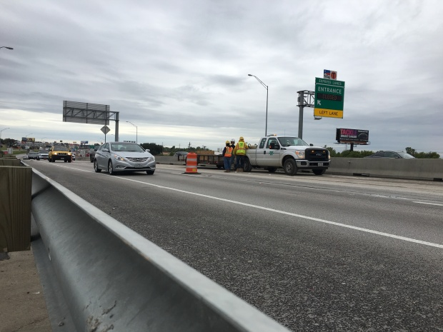 All Lanes of I-35E in Carrollton Reopened
