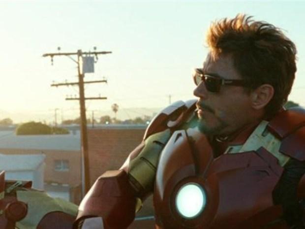 "[NATL] ""Iron Man 2"" Trailer Drops Just Minutes After Oscars"