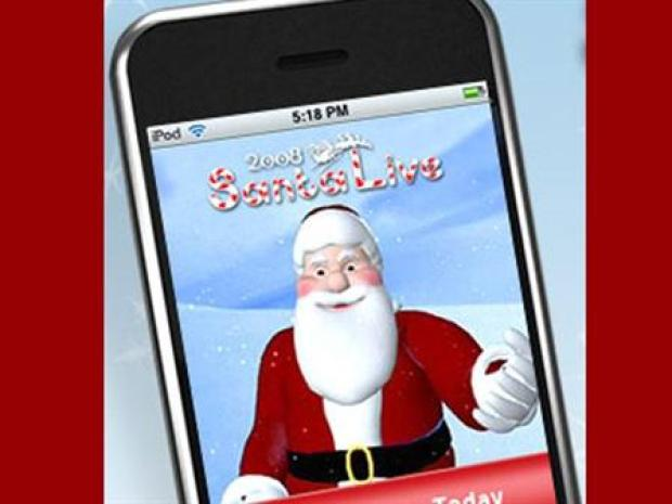 [DFW] Santa iPhone Application Developed by North Texan