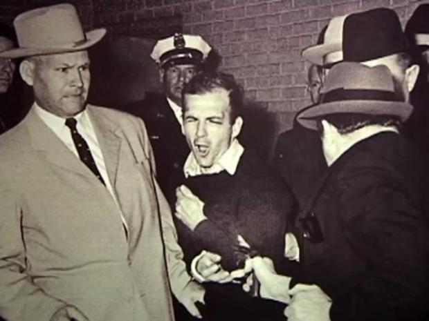 [DFW] Lee Harvey Oswald Photo Used to Hawk Winter Coats