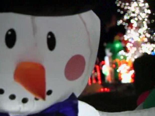 [DFW] Keller Woman Creates Toyland in Front Yard