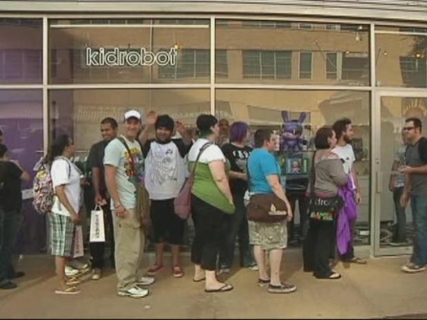 [DFW] Kidrobot Opens in Dallas