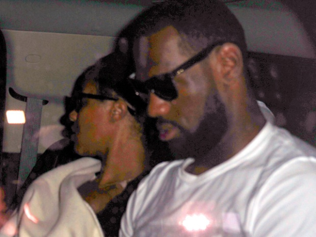 [MI/NATL] LeBron's Miami Arrival