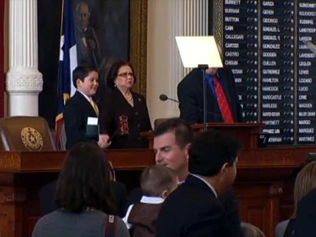 [DFW] Legislature Begins Session With Tough Agenda Ahead