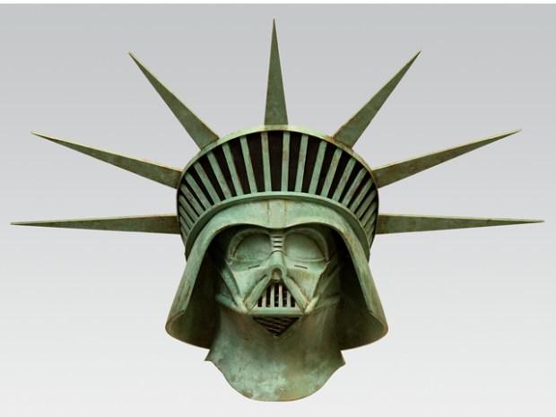 Vader Heads