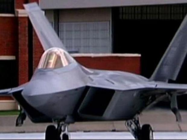 "[DFW] F-22 Cuts Would Be ""Body Shot"" to Fort Worth"