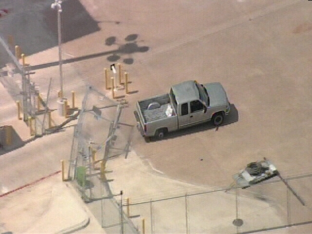 [DFW] Deadly Force Authorized in Love Field Chase