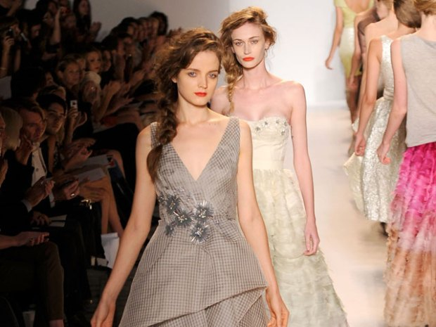 Local Looks: Lela Rose at Fashion Week