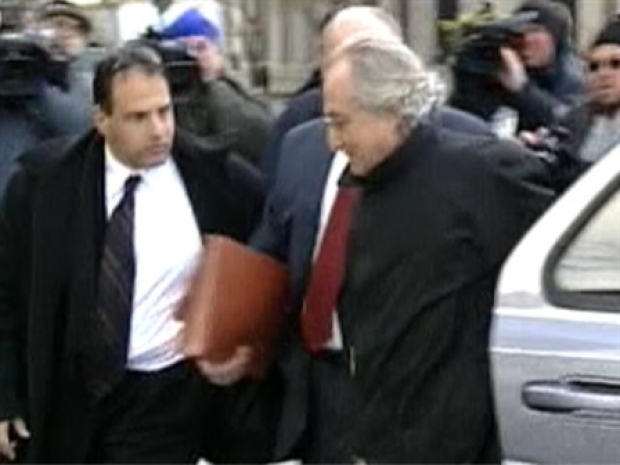 [NY] Madoff Appears In Court