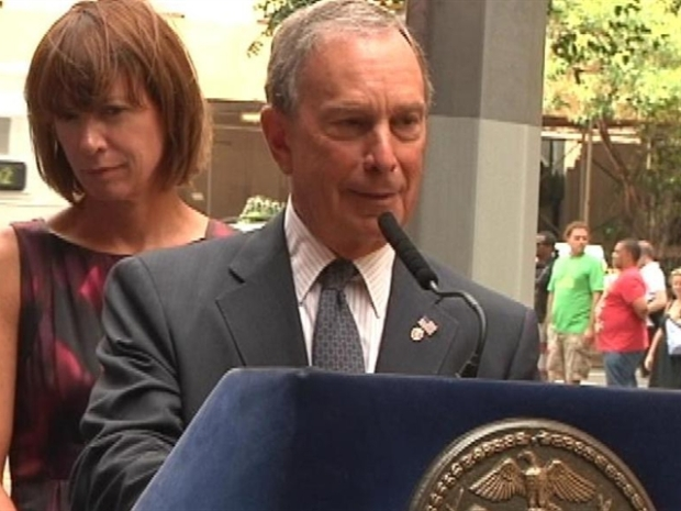 [NY] Mayor Bloomberg on Twitter