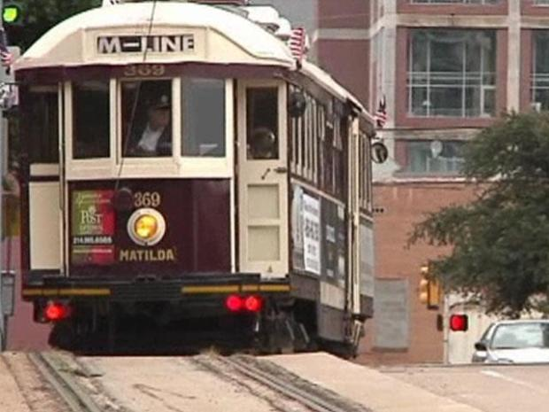 [DFW] Street Cars Could Help More People Explore Dallas