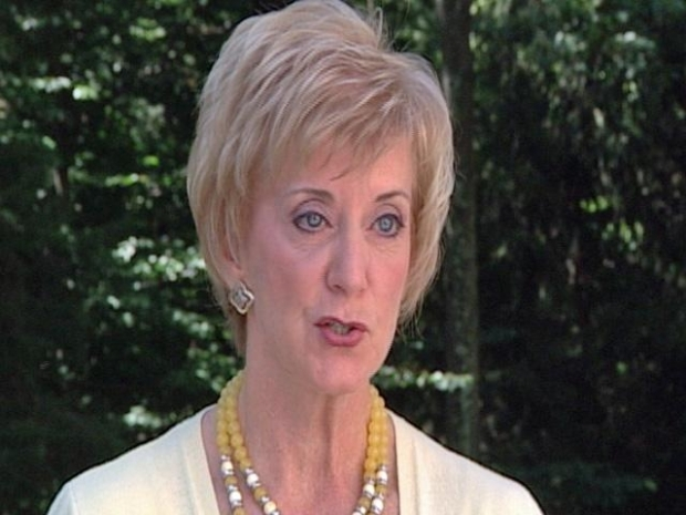 [NY] WWE's Linda McMahon Jumps Into New Ring