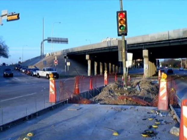 [DFW] NTTA Revamping Dallas Street Over Wrong-Way Crash Worries