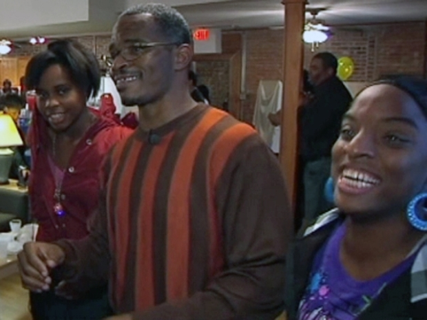 [DFW] Family, Friends Welcome Richard Miles Home