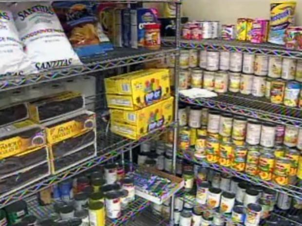 [DFW] Food Bank Lets Clients Pick What They Want