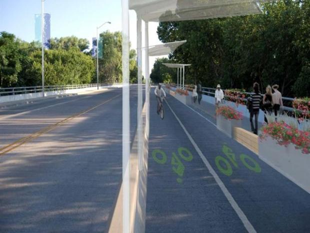 [DFW] Trinity Gateway Will Merge With MLK Bikeway