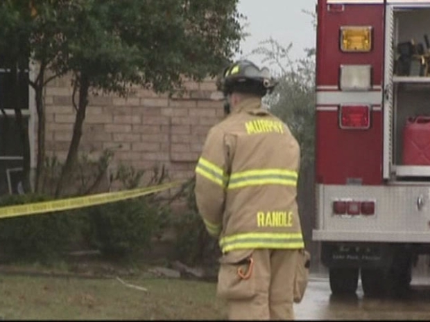 [DFW] Body Found in Burned Out House