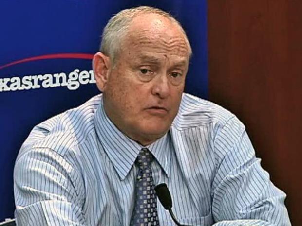 [DFW] Rangers President Nolan Ryan on Cliff Lee