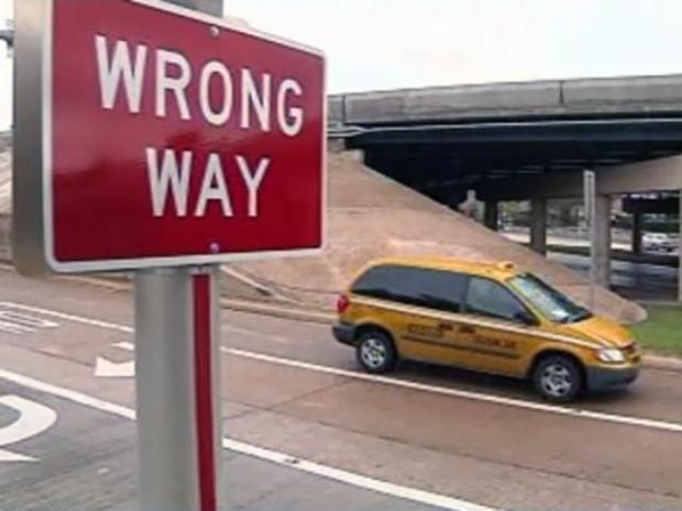 [DFW] NTTA Considers Measures to Prevent Wrong-Way Driving