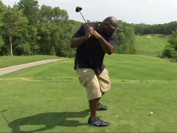 [DFW] Big Man Golfing