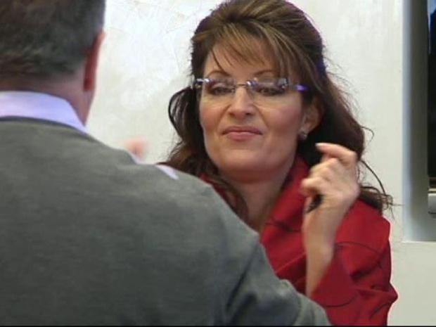 [DFW] Palin Mania Hits Plano Bookstore
