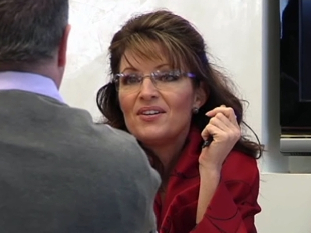 [DFW] Hundreds Greet Sarah Palin at Book Signing