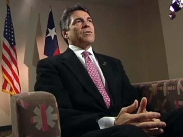 [DFW] Perry Says He Focused on Policy, Not Polls