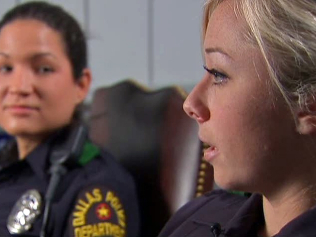 "[DFW] The Women Behind the Badges of ""Police Women of Dallas"""