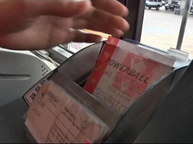 [DFW] Powerball Arrives with Estimated $107M Jackpot