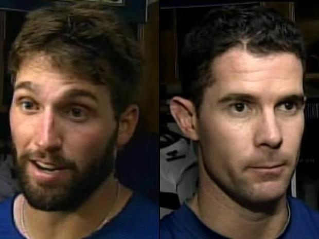 [DFW] Rangers React to Game 1 Victory