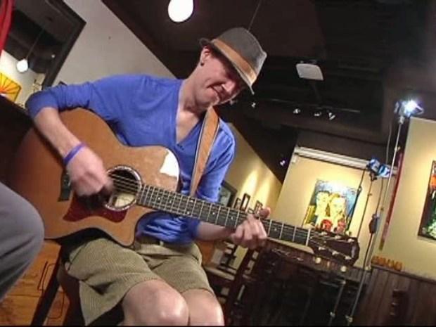 [DFW] Cancer Survivor Finds New Dream in Music