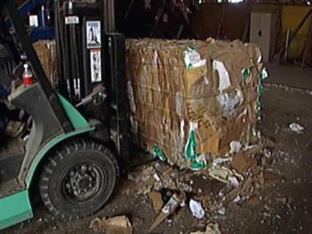 [DFW] Recycling Business Slows Down