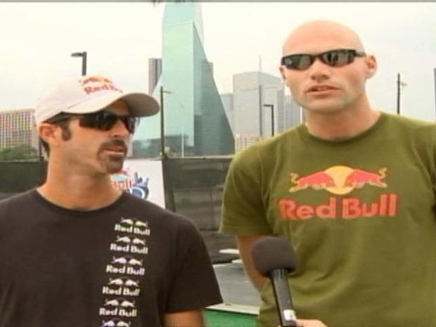 [DFW] Todd Rogers and Phil Dalhausser on Spiked