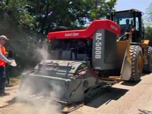 [DFW] Johnson Co. Puts Gas Well Trucks on Weight Watchers