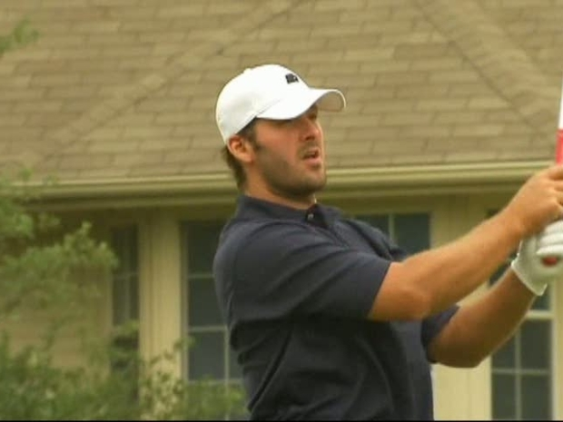 [DFW] Romo Makes Qualifies for Byron Nelson