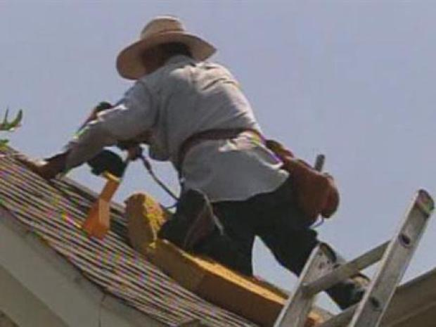 [DFW] Roofers Feeling the Summer Swelter