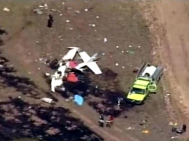 [DFW] 5 Killed, 2 Injured in N.M. Plane Crash