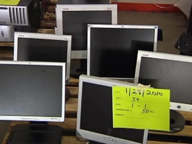 [DFW] Save Big on Electronics at Online Salvage Sales