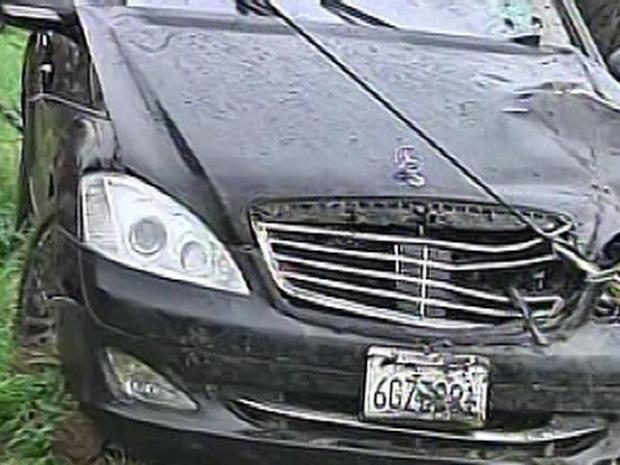 [LA] Vehicles Found in Ravine