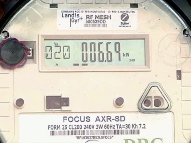 [DFW] A Tale of Two Smart Meters