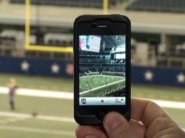 [DFW] JerryWorld Wireless Hotspots to Keep Fans Connected