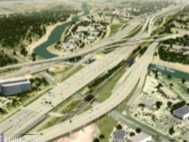 [DFW] Southwest Parkway Could Finally Be Built