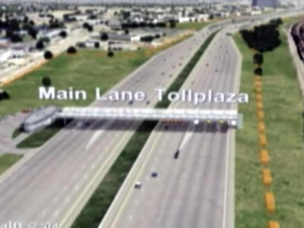 [DFW] Toll Road to Link Cleburne, Fort Worth