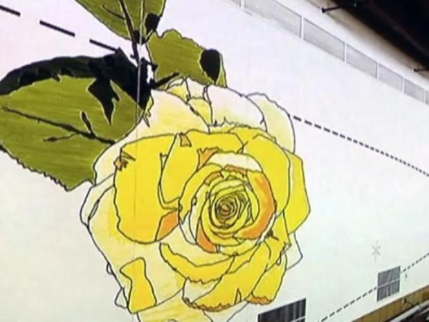 [DFW] Massive Artworks Featured at Cowboys Stadium